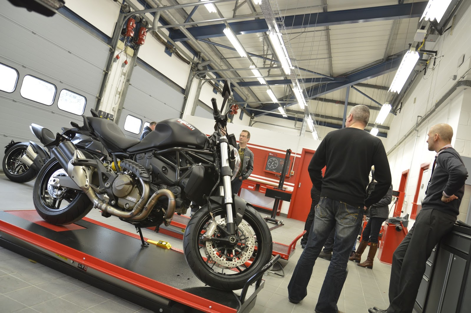 Ducati Dealer Peterborough