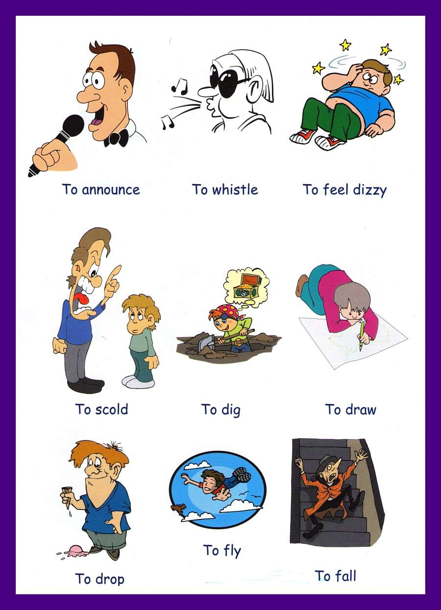 ENGLISH WORKSHEETS AND ACTIVITIES FOR CHILDREN : Basic ...