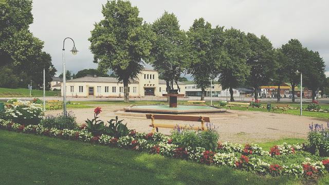 loviisa, pikkukaupunki