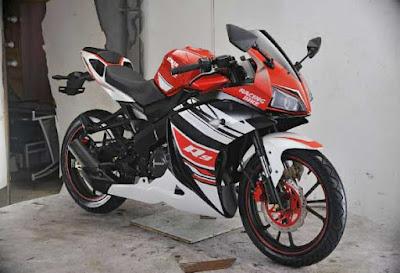 Krisaki Vixa 250 sport bike