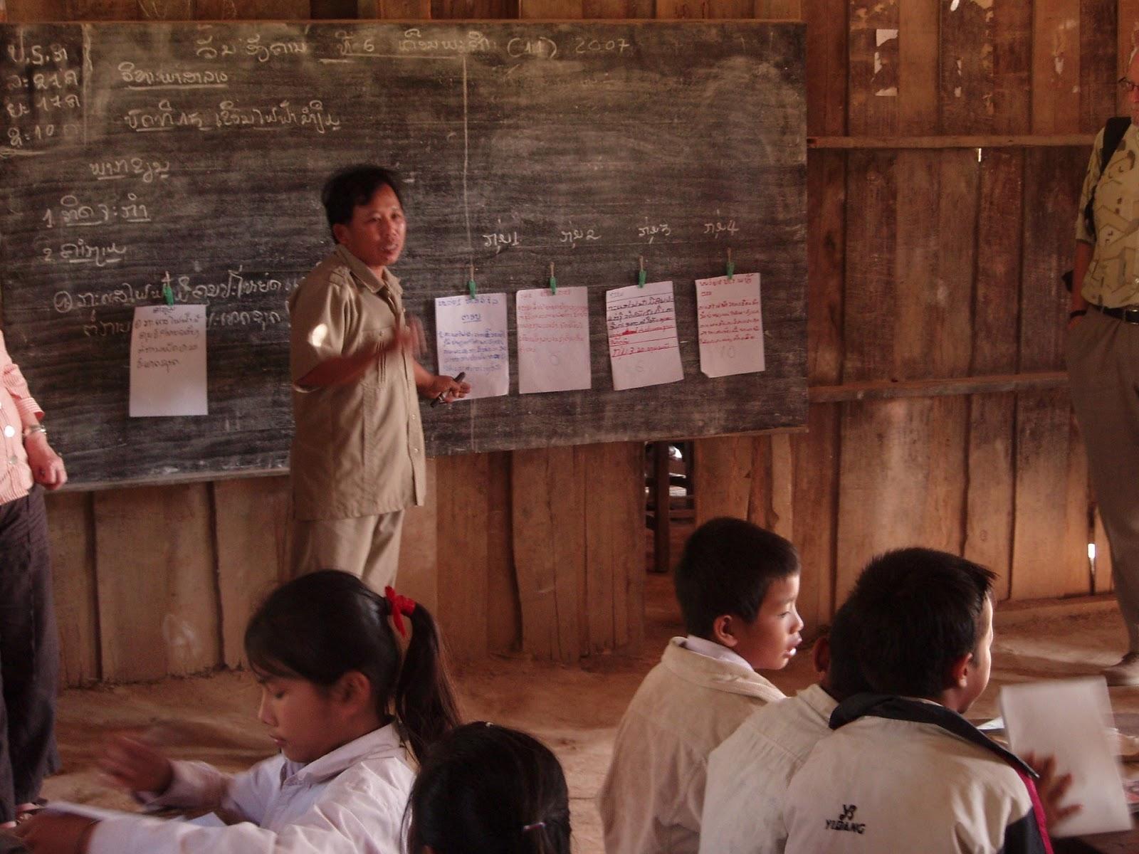 Pendidikan dan Filosofi Sang Guru