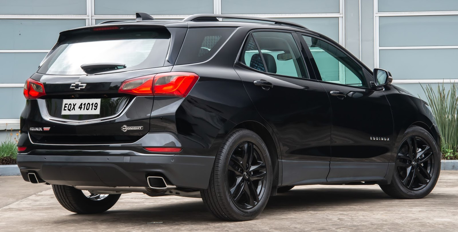 GM revela conceitos Cruze SS, Onix Sound, Trailblazer e Equinox Midnight