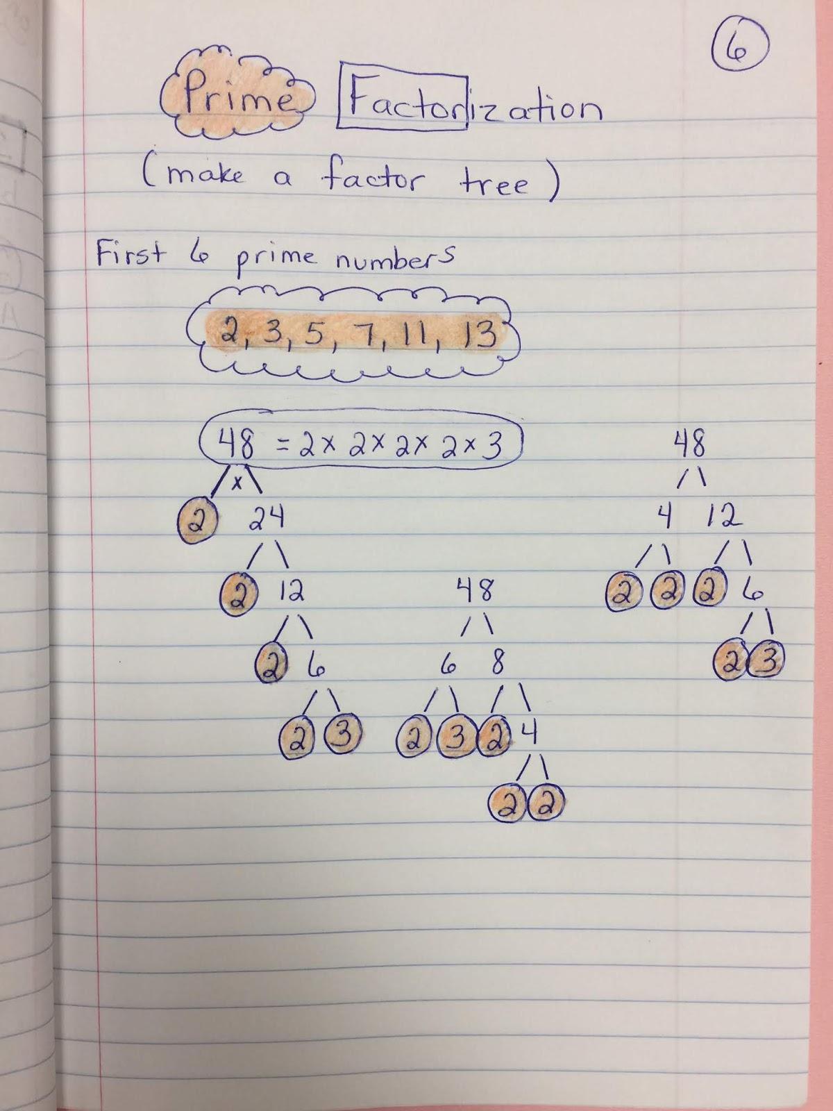 Math With Mrs D