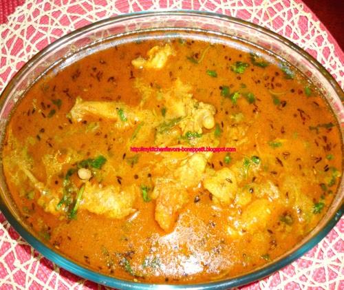 Chicken Korma Indian Restaurant Recipe