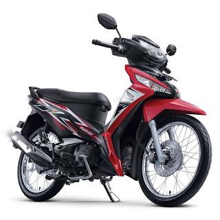 Sepeda Motor Honda Supra 1