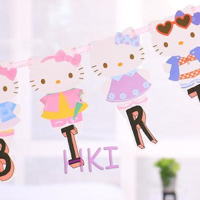dekorasi ulang tahun anak perempuan terbaru