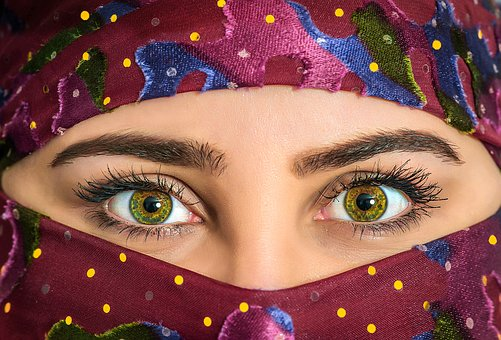 How To Get Beautiful And Attractive Eyes?