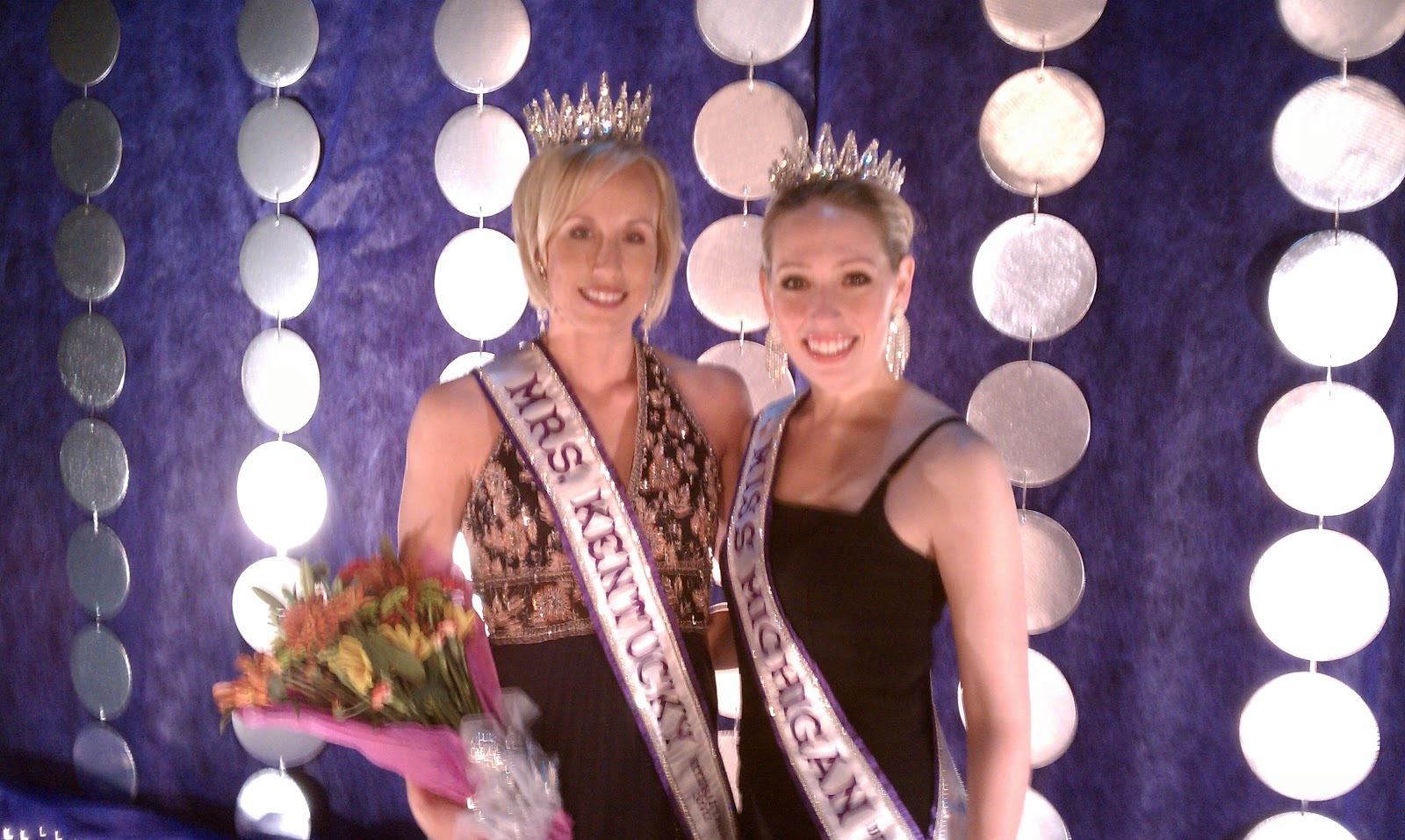 Miss Michigan International 2012: Mrs Kentucky International
