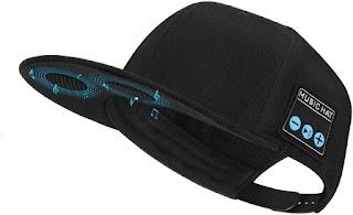 Hat with Bluetooth Speaker