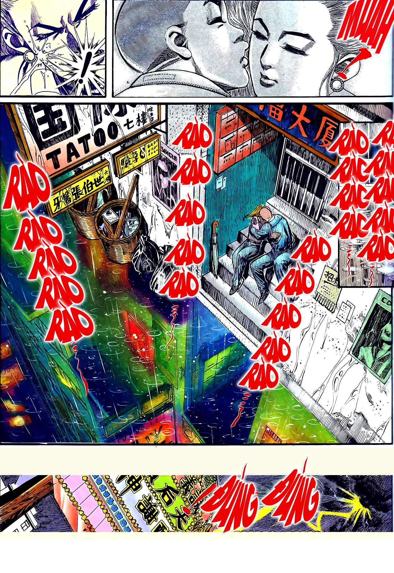Người Trong Giang Hồ chapter 160: chém đại phi trang 23