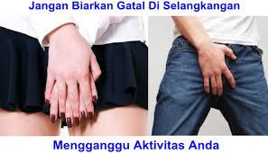 Tips Mengobati Gatal di Kemaluan Pria dan Wanita secara Tradisional