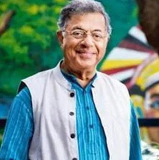 Girish Karnad Family Husband Parents children's Marriage Photos