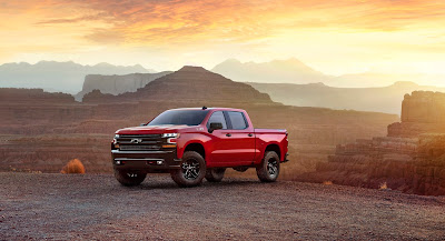 Chevy Unveils the All-New 2019 Silverado 1500