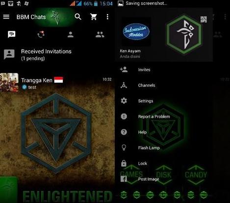 Mod BBM v2.11.0.18 Clone - Ingress