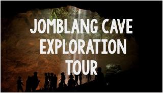jomblang cave exploration