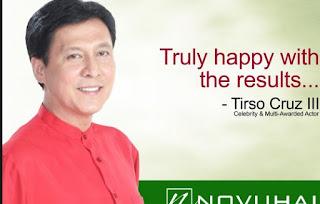 Biodata Tirso Cruz III Pemain Pangako Sayo Terbaru dan Terlengkap