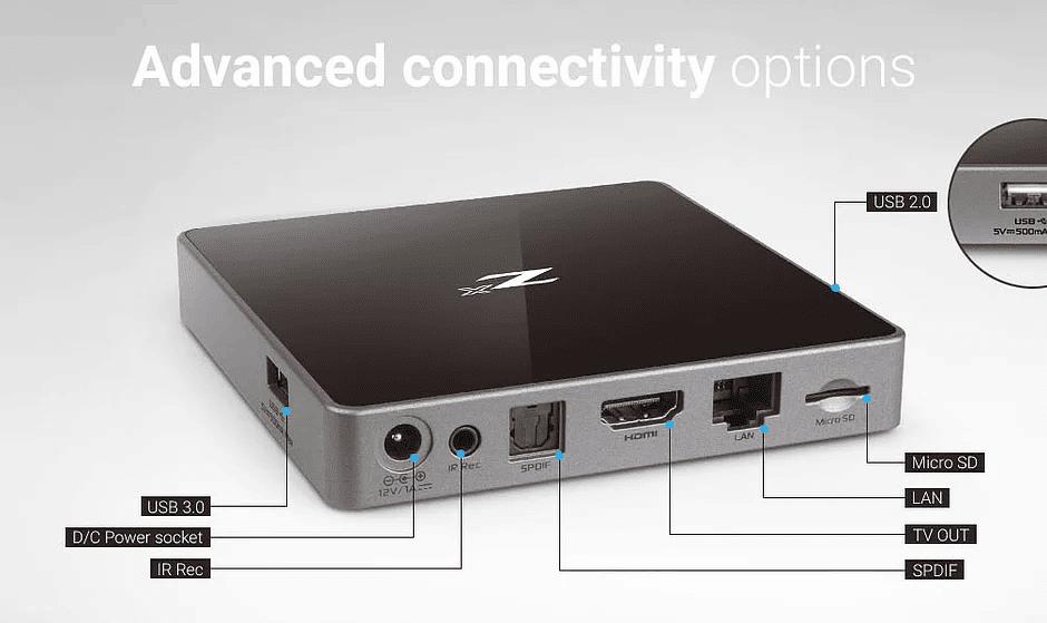 The New Formuler Zx (IPTV) - mysatbox tv
