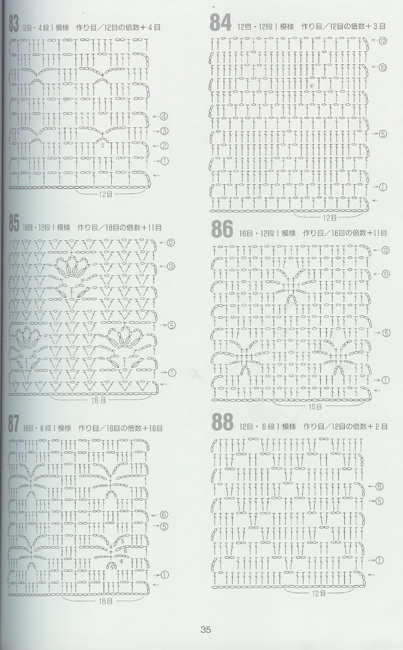 Mis tejidos en crochet y dos agujas (palitos): Revista