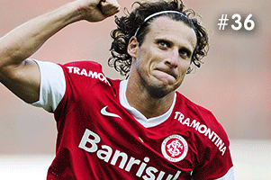 Forlan atacante do internacional no cartolafc