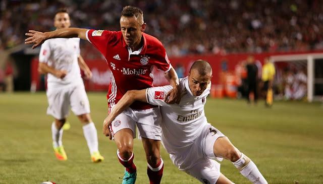 Bayern Munich vs Milan en vivo 22 Julio