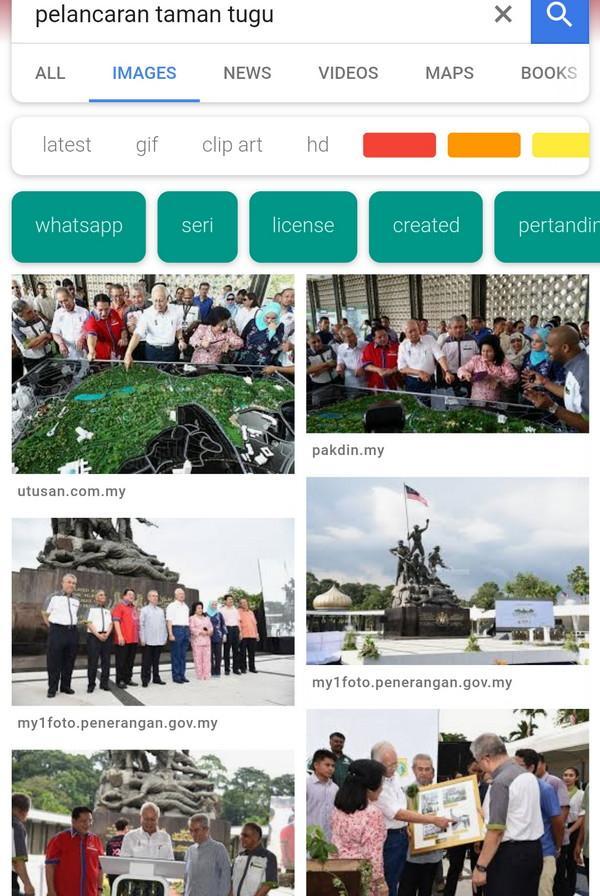 Guna Gambar Edit Tujuan Memfitnah Oleh Macai PH Petanda Pilihanraya Umum Makin Hampir