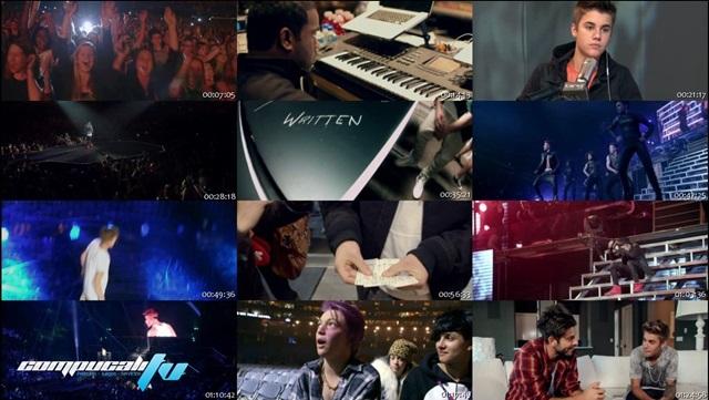 Justin Bieber's Believe DVDRip Latino
