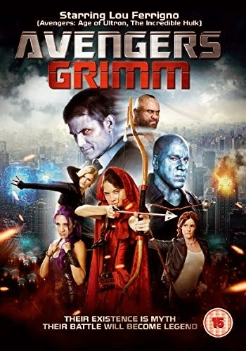 Avengers Grimm – Legendado (2015)