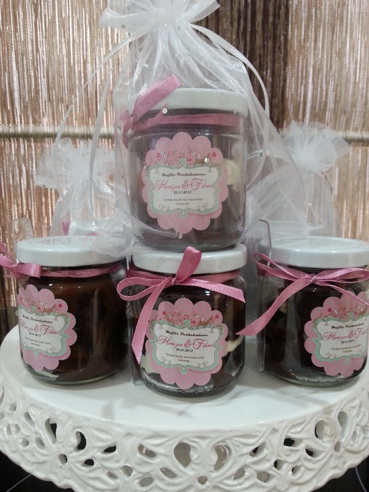 Harga Red Velvet Cake In Jar