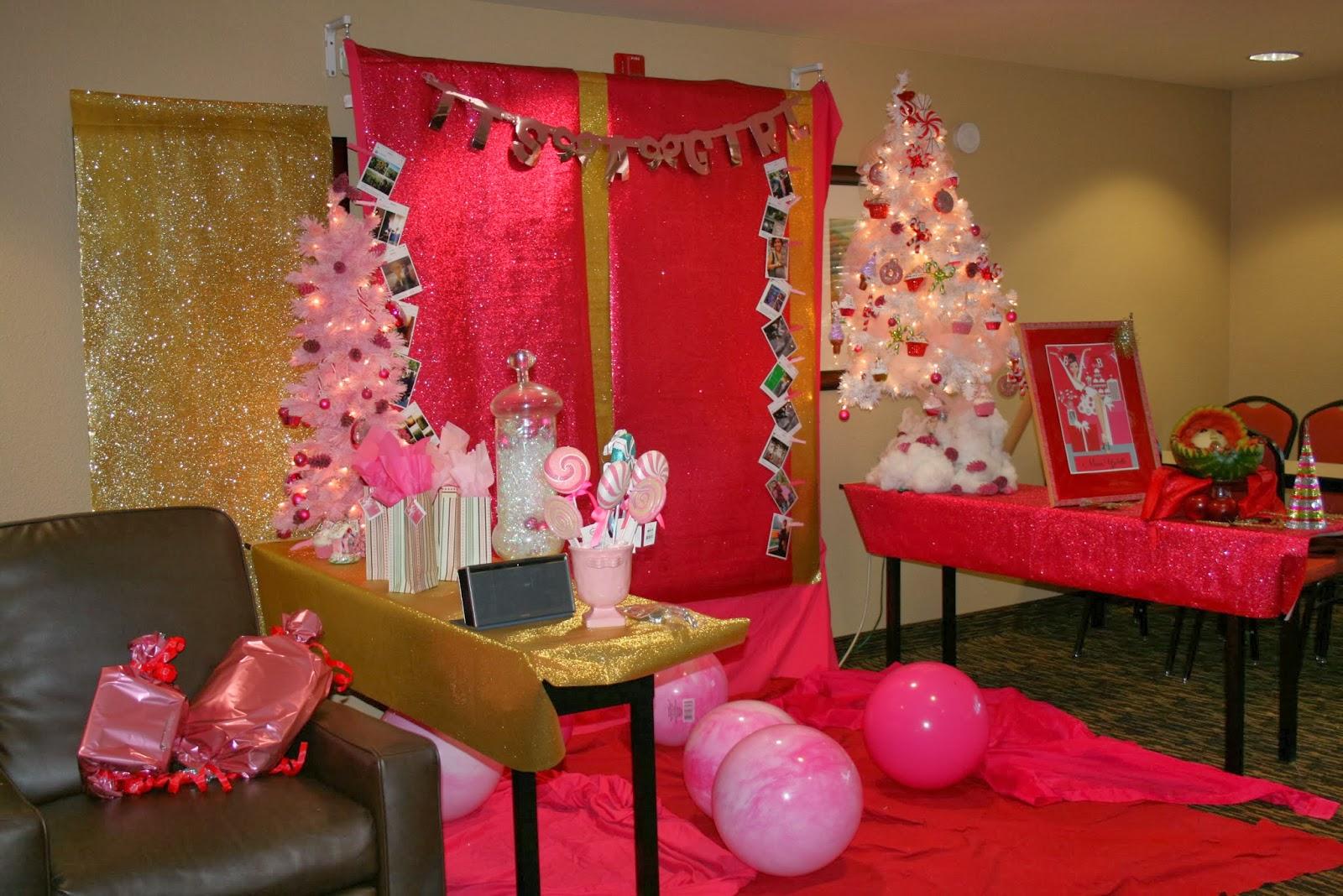 Naica S Baby Shower Sweet Christmas Baby Shower Theme