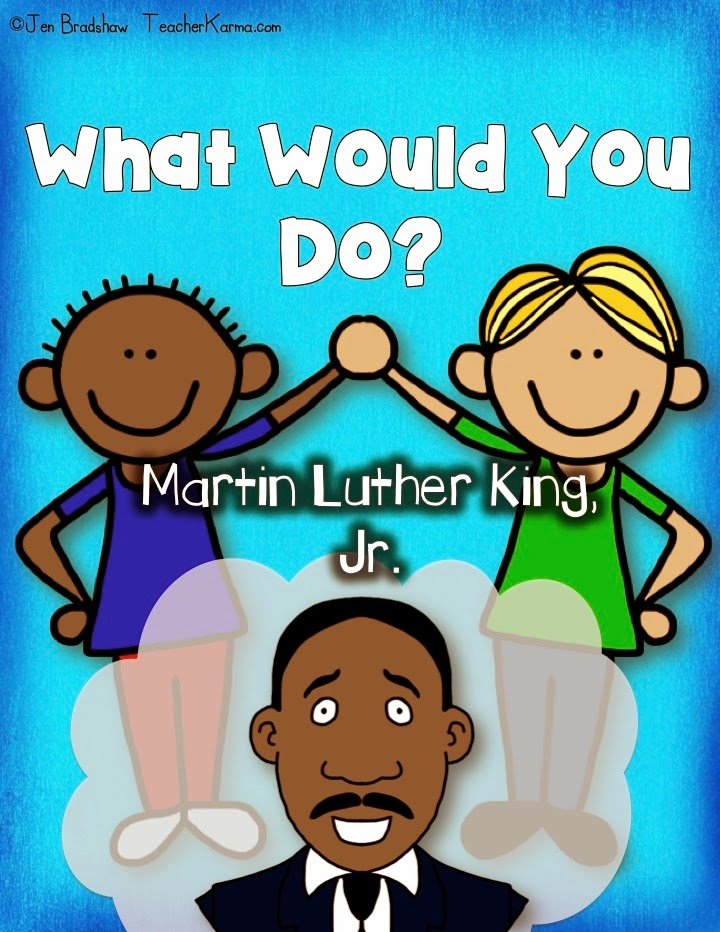 Martin Luther King, Jr. FREE Lessons