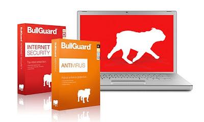 BullGuard Antivirus Scan and safe Browsing