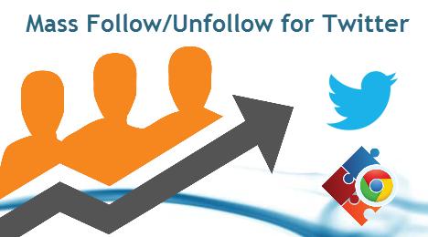 Mass Follow/Unfollow for Twitter - truefinder org
