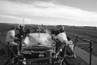 Película Rain Man detrás de las cámaras