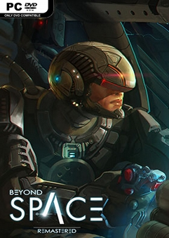 Beyond Space Remastered poster box cover