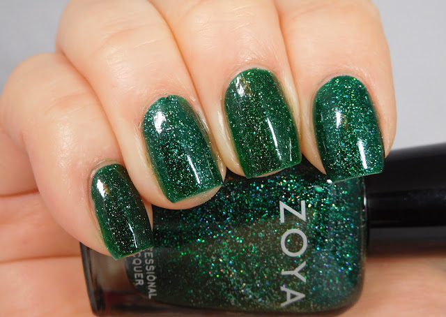 Picture Polish Kryptonite vs. Zoya Merida