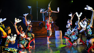 All About Bali Devdan Show in Nusa Dua Theatre