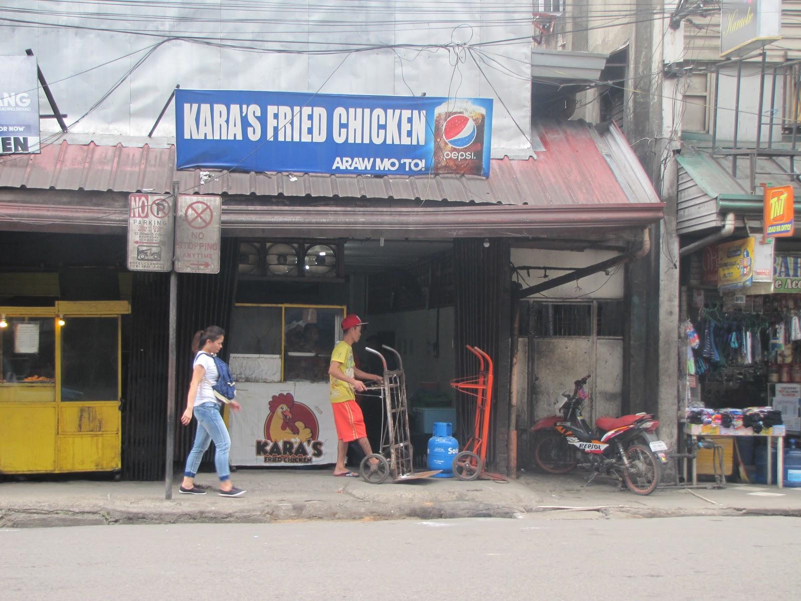 FTW! Blog, Kara's Fried Chicken, #FTWBlog #FTWeats #FTWtravels #032eatdrink #ghettogrub www.zhequia.com #ZhequiaDOTcom