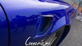 Pontiac Firebird Dragster front fender vent