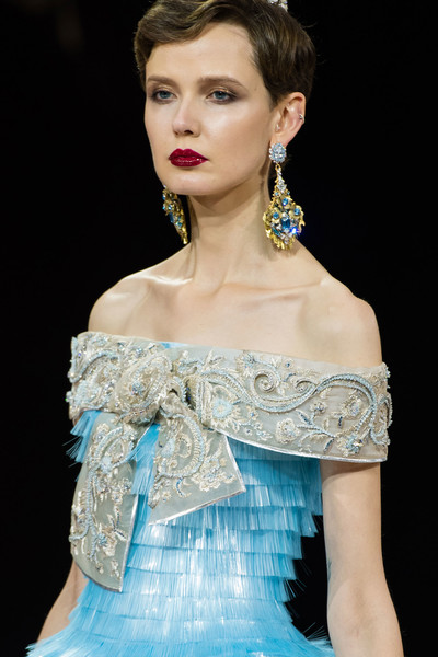 Guo Pei at Couture Fall 2016 {Cool Chic Style Fashion}