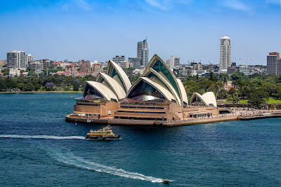 Tourist Visa to Australia