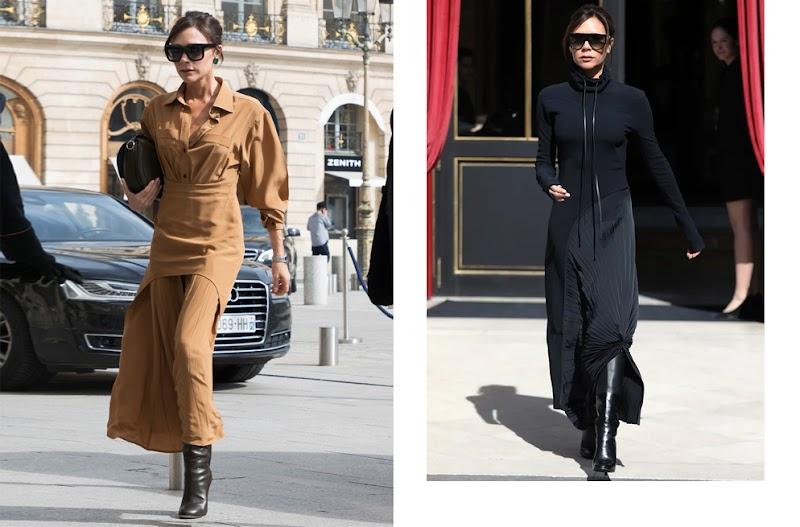 Los dos 'looks' de Victoria Beckham (de los que todo el mundo habla)