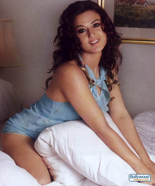 Preity Zinta Bikini 76