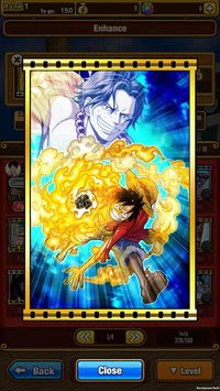 One Piece - Sailing thousands of thousands of storm Apk ( 航海王 萬千風暴 )