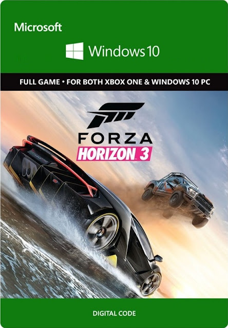 Forza Horizon 3 Windows 10 PC Full Español