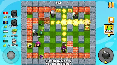 Bomber Friends MOD APK+DATA