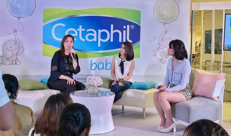 What I Learned About Baby Skin Care at #7DaysofCetaphil