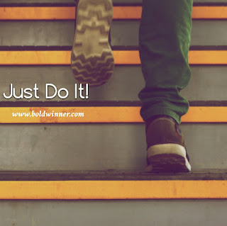Just do it step by step