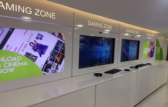 Zong Launched Karachi's First Concept Store