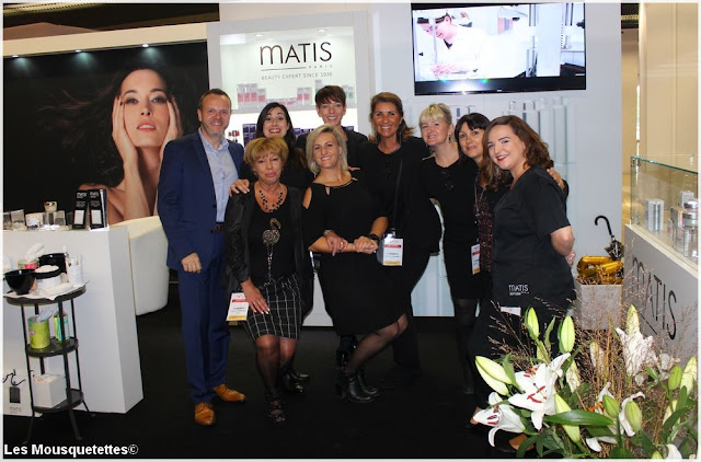 Beauty Forum Paris 2016 - Matis - Blog beauté Les Mousquetettes©