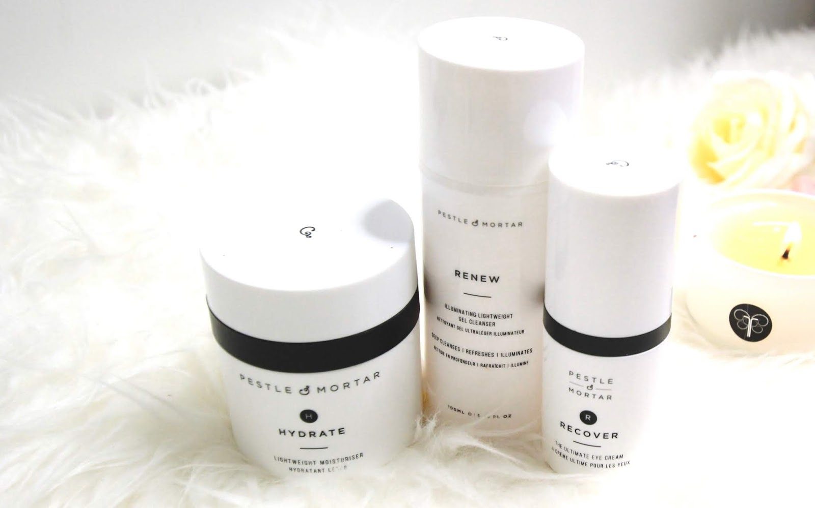 29a7b26df83694 I really enjoyed using the Pestle and Mortar skincare so far with eye cream  being my ultimate hero as of late. There are couple more products from the  range ...